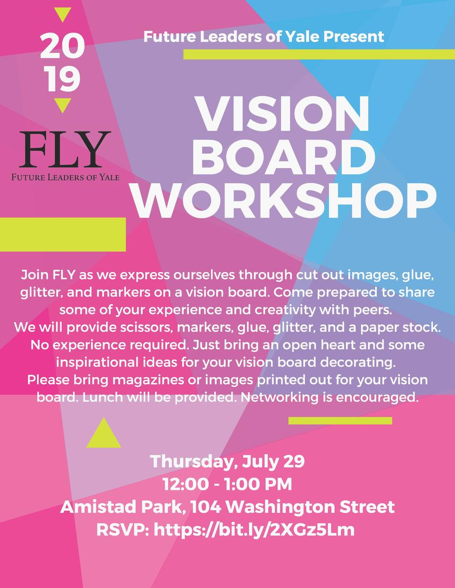 Fierce Focus Network 2016 Vision Board Event Tickets, Sat ... |Events Vision Board