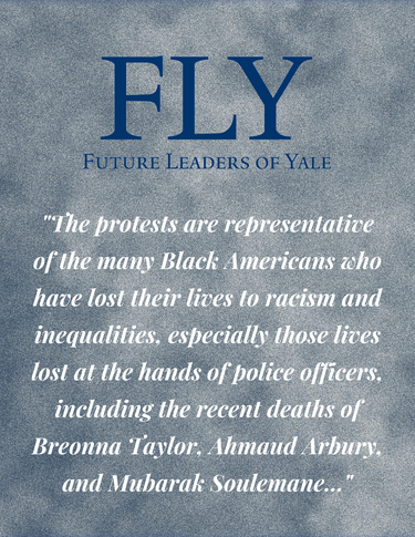 FLY Social Justice Statement