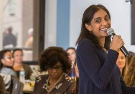 Asha Rangappa, Associate Dean of Admissions and Financial Aid at Yale Law School