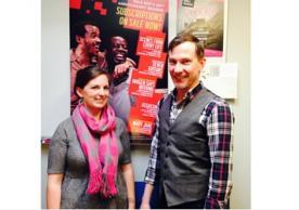 Caitlin Griffin & Daniel Cress, Yale School of Drama