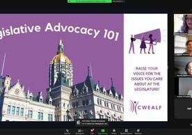 Legislative Advocacy 101 Photo