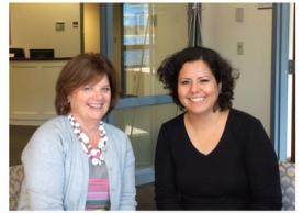Ann Kuhlman & Maria Gutierrez, Office of International Students & Scholars (OISS)