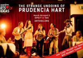 The Strange Undoing of Prudencia Hart poster