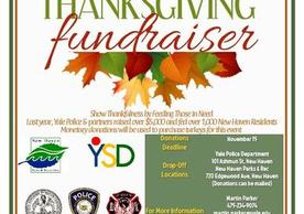 Annual Season of Giving Thanksgiving Fundraiser